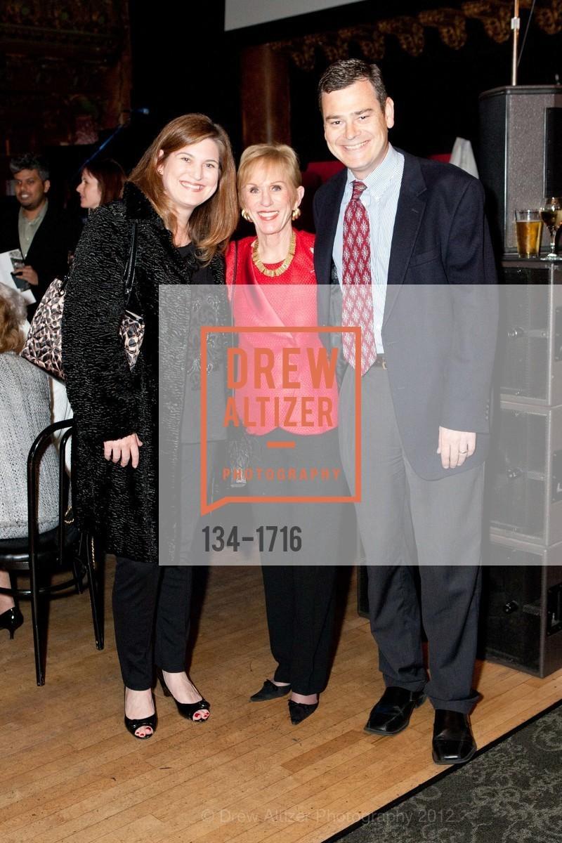 Heather Marsten, Brenda MacLean, Sheldon Marsten, Photo #134-1716
