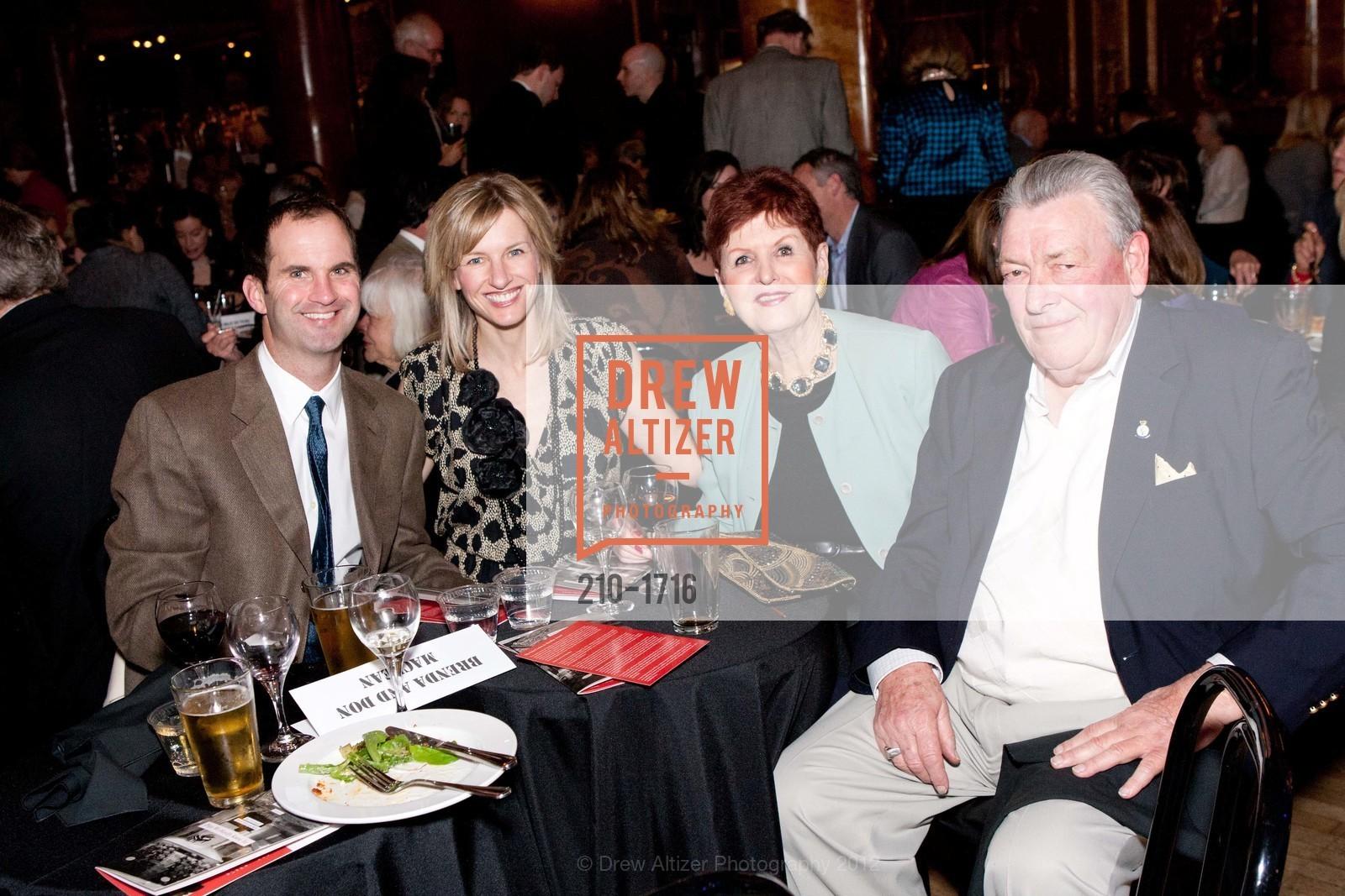Matt MacLean, Darrah MacLean, Kathleen Dargie, Fred Dargie, Photo #210-1716