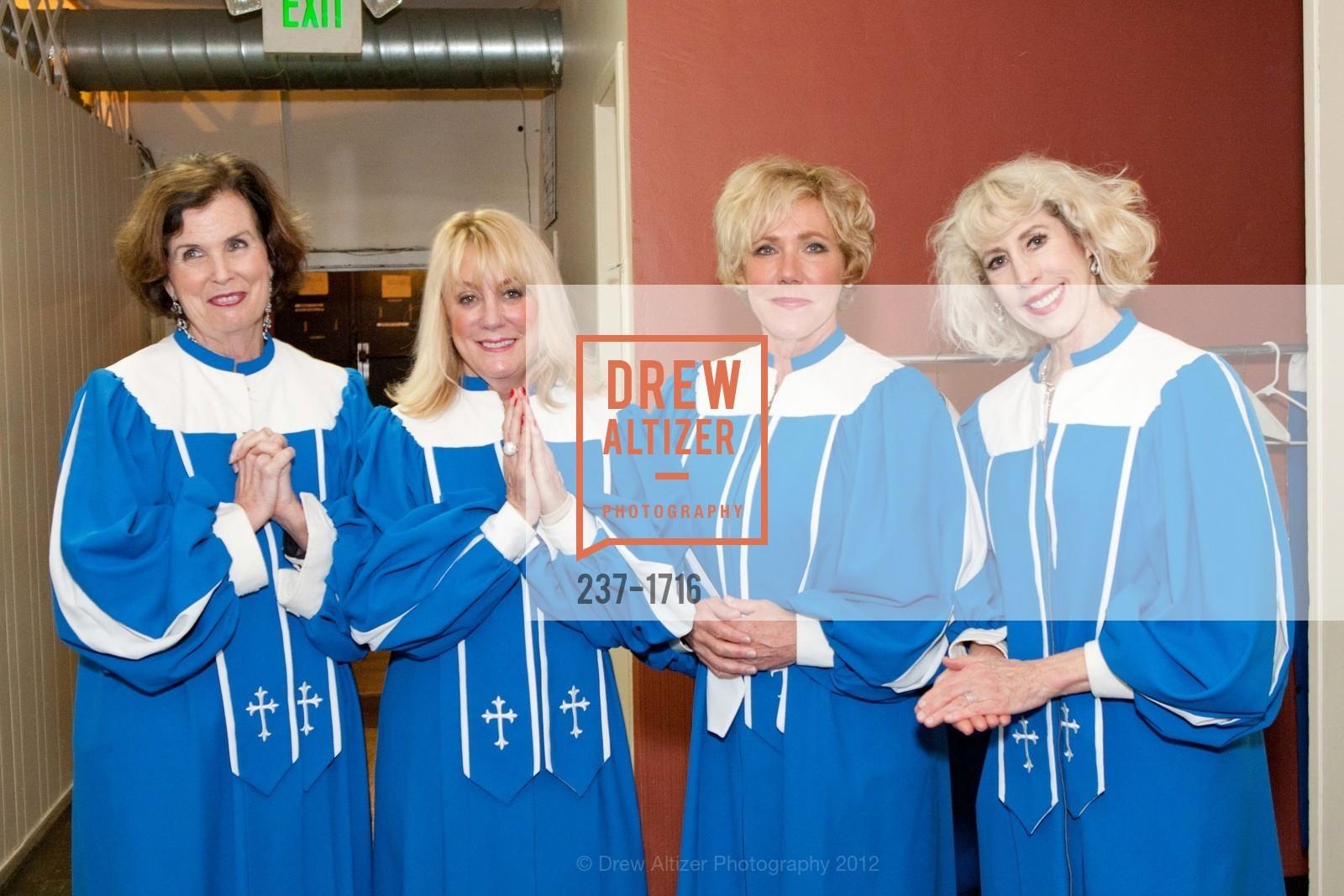 Diane Blackman, Ann McKulla, Karen Saghi, Elizabeth Baker, Photo #237-1716