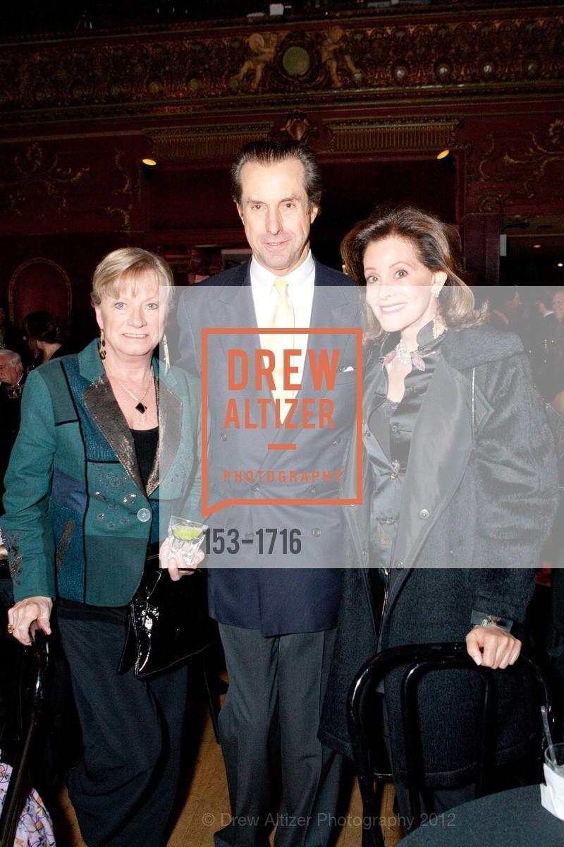 Jackie Pettus, Mark Hornberger, Bobbie Baron, Photo #153-1716