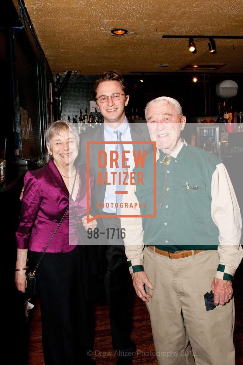 Addie Sullivan, Ken Sullivan, Jerry De Ryan, Photo #98-1716