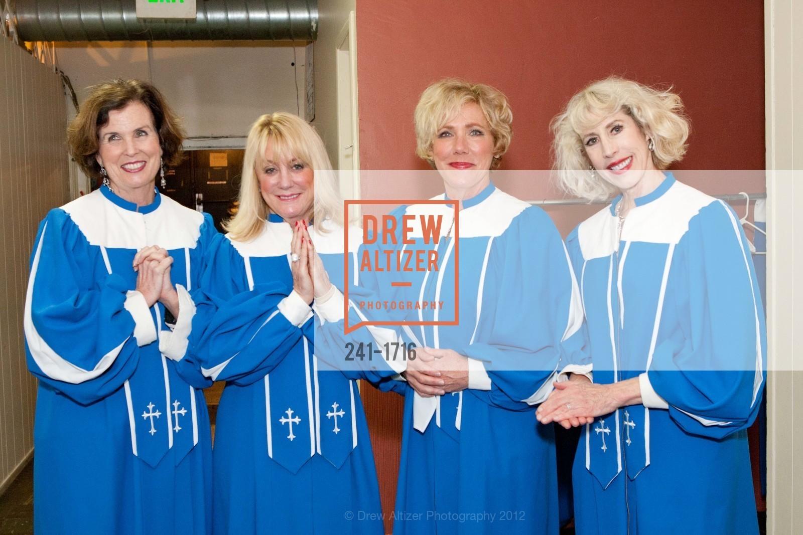 Diane Blackman, Ann McKulla, Karen Saghi, Elizabeth Baker, Photo #241-1716