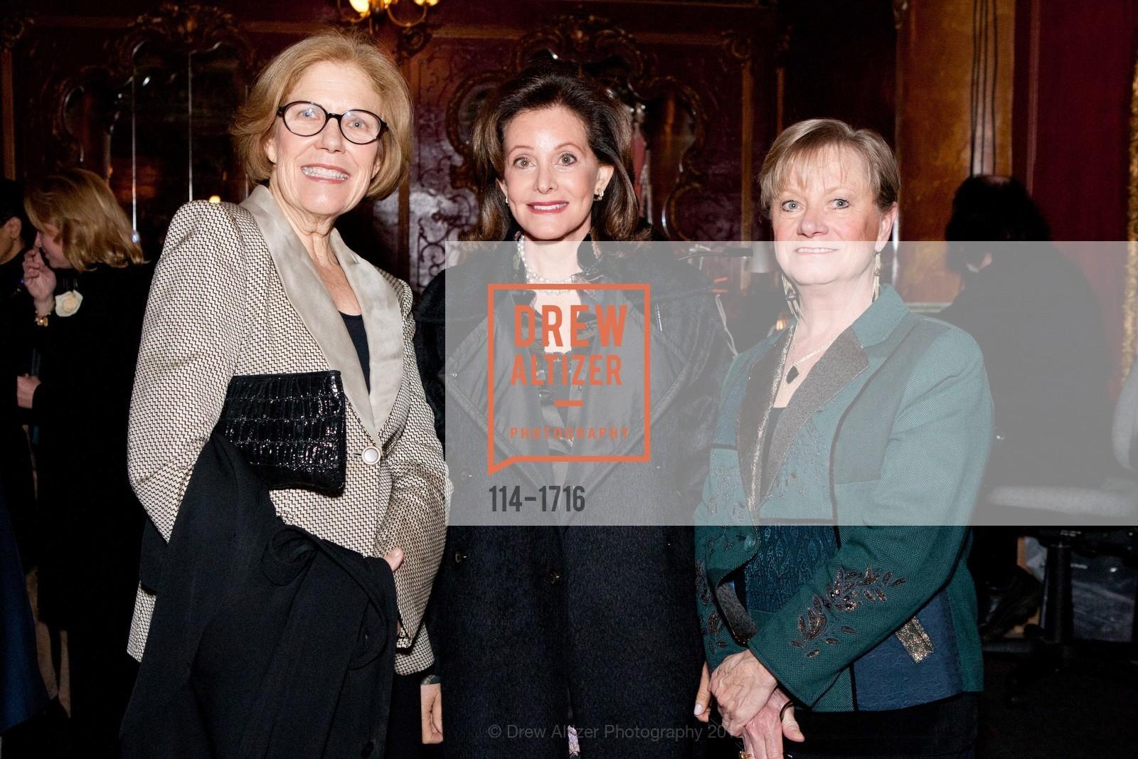 Sheila Larson, Bobbie Baron, Jackie Pettus, Photo #114-1716