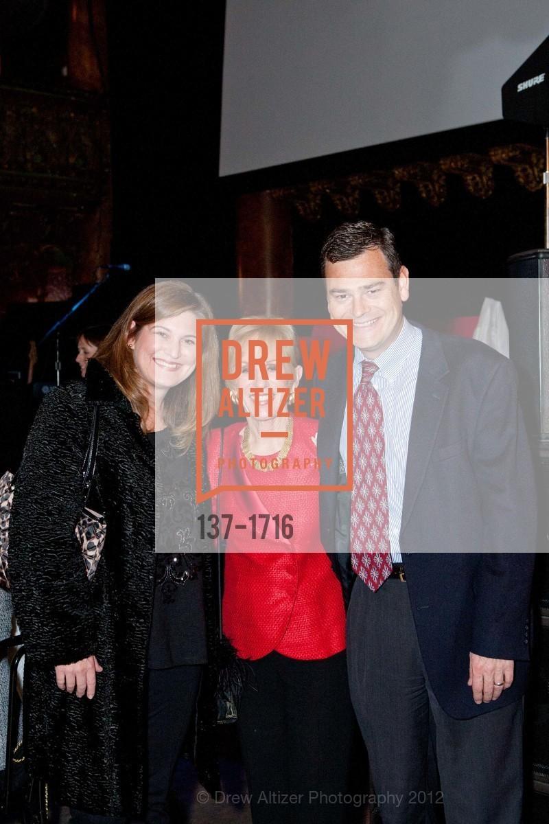 Heather Marsten, Brenda MacLean, Sheldon Marsten, Photo #137-1716