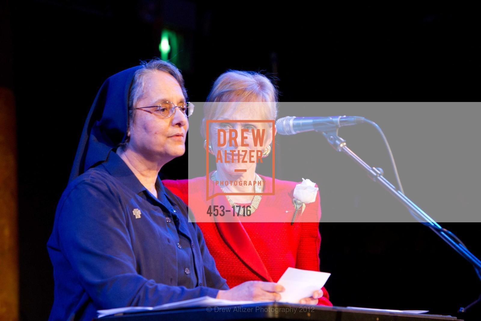Sister Estela Morales, Brenda MacLean, Photo #453-1716