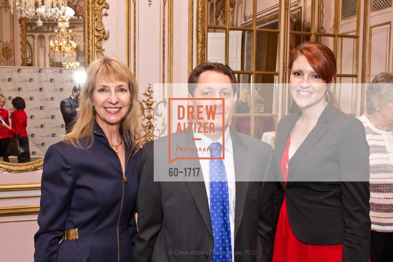 Kathy Geissler Best, Todd Stave, Michelle Geddes, Photo #60-1717