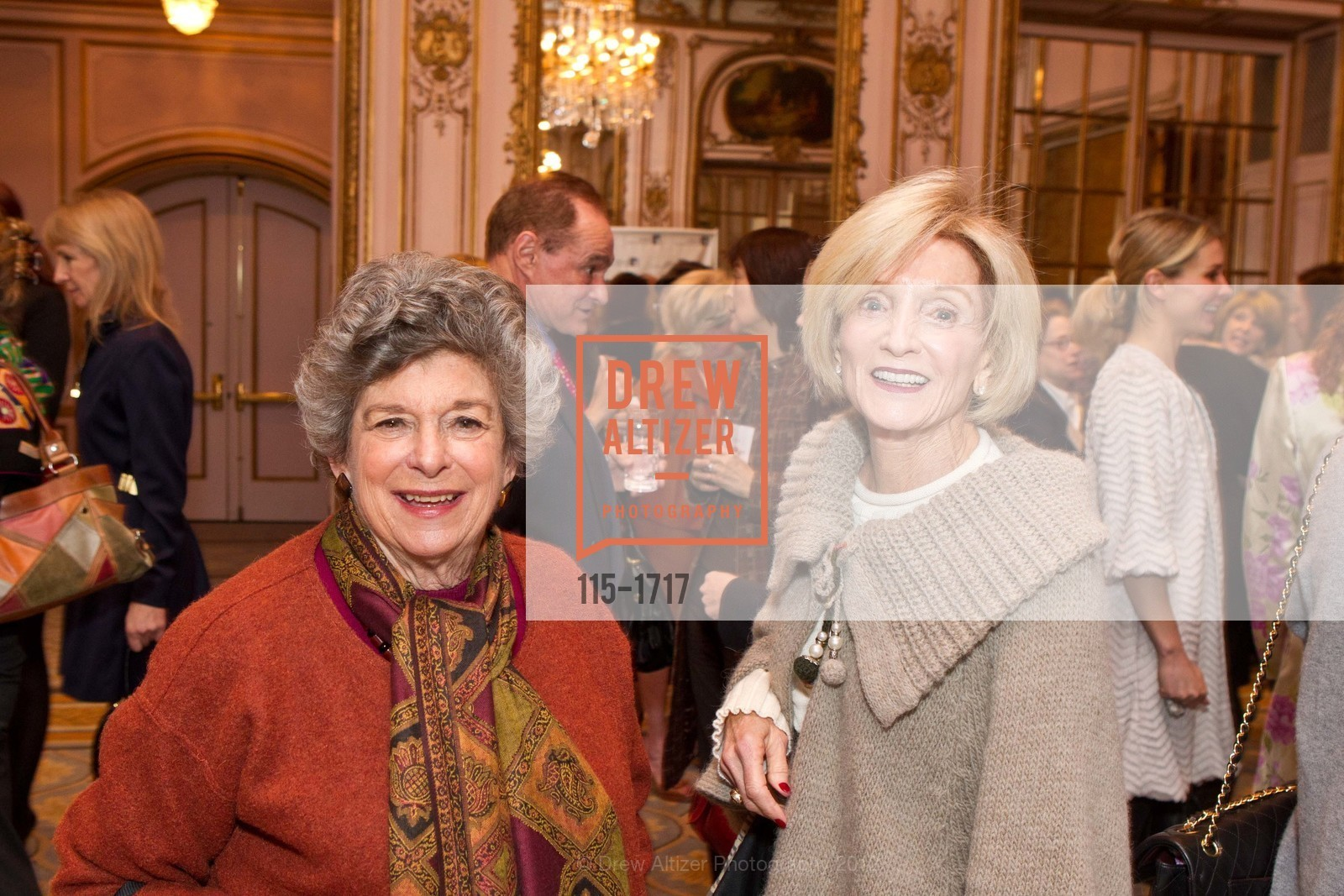 Delia Ehrlich, Audrey Sockolov, Photo #115-1717