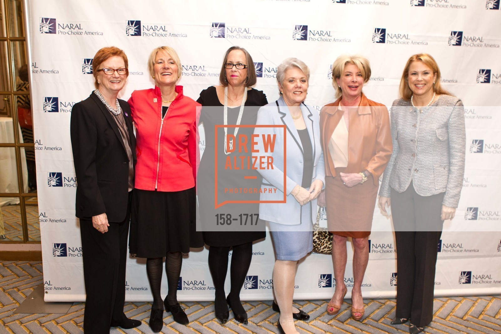 Amy Fikes, Lisa Lindelef, Rosalyn Jonas, Janet Denlinger, Nonie Greene, Photo #158-1717
