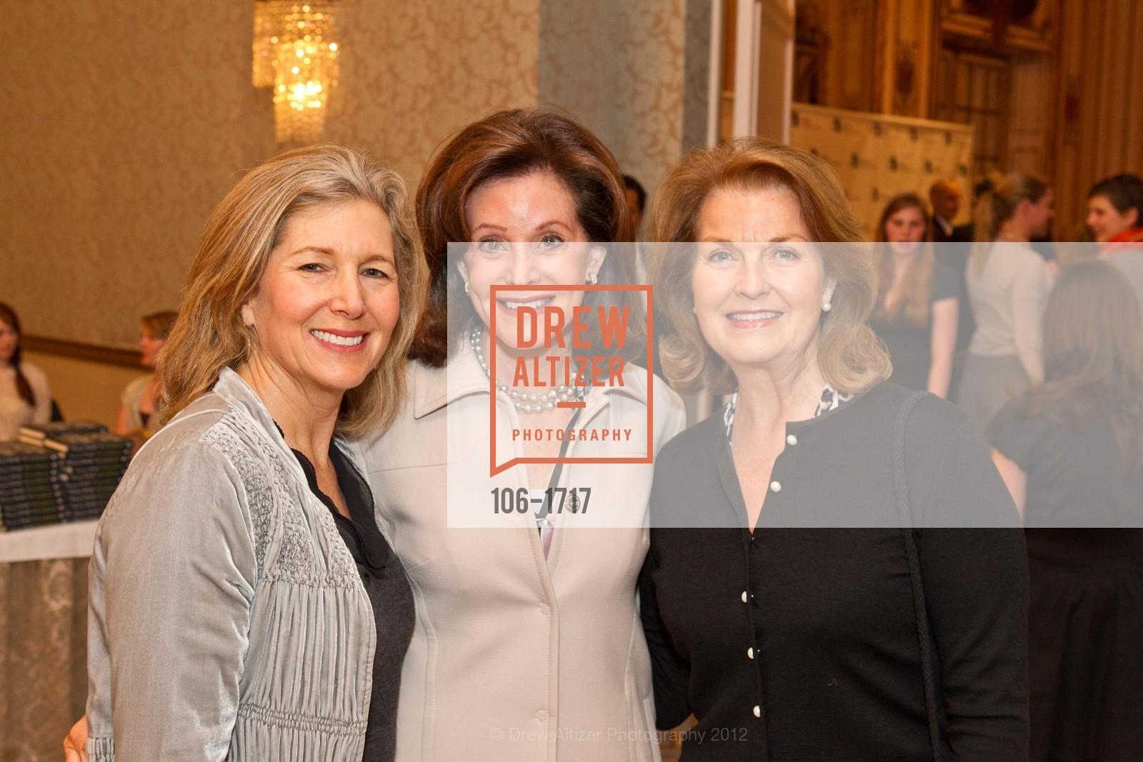 Janie Friend, Bobbie Baron, JaMel Perkins, Photo #106-1717