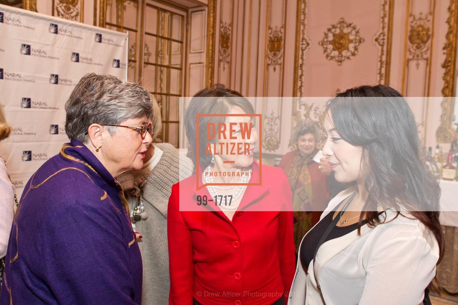 Nancy Keenan, Audrey Sockolov, Jan Yanehiro, Photo #99-1717