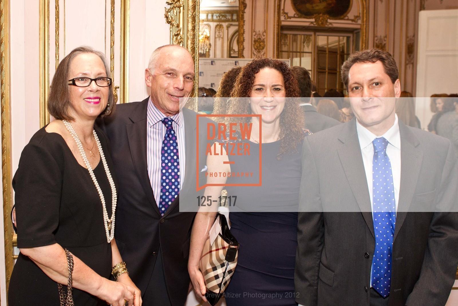 Rosalyn Jonas, Gary Jonas, Randi Stave, Todd Stave, Photo #125-1717