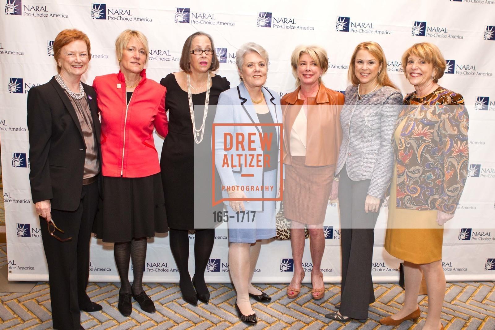 Amy Fikes, Lisa Lindelef, Rosalyn Jonas, Janet Denlinger, Nonie Greene, Dagmar Dolby, Photo #165-1717