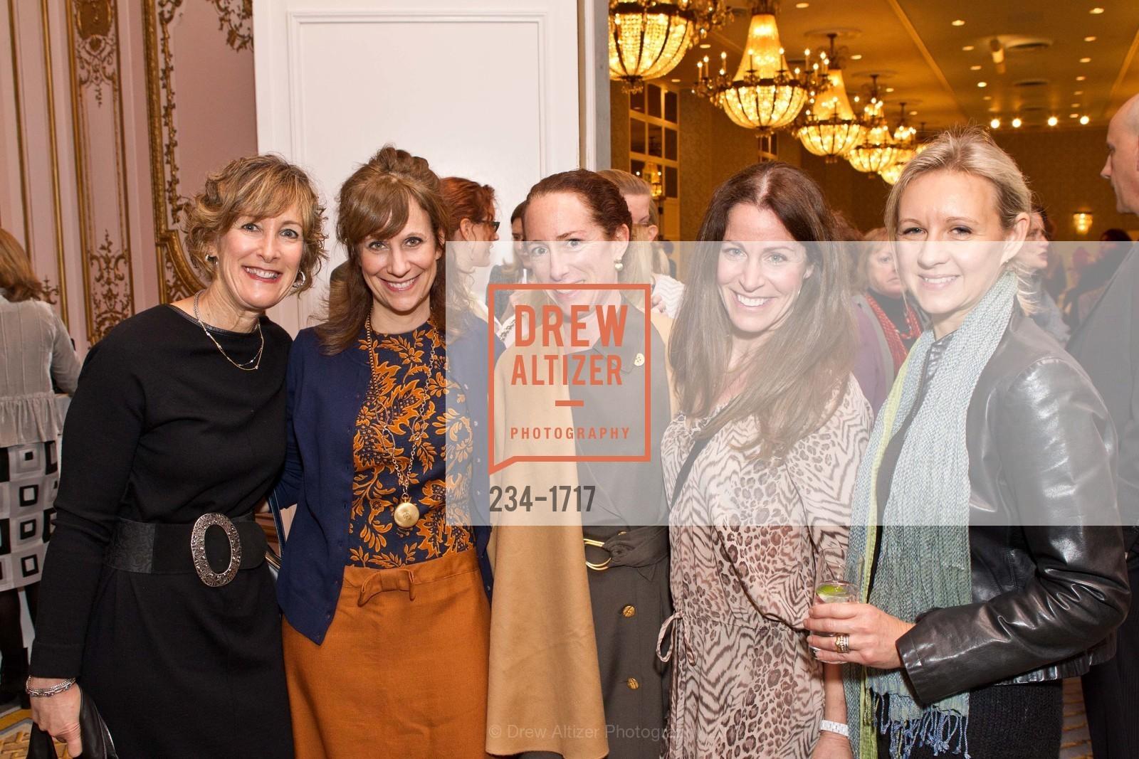 Judy Green, Lizz Windstead, Jill Parker, Liz Korman, Louise Stroe, Photo #234-1717