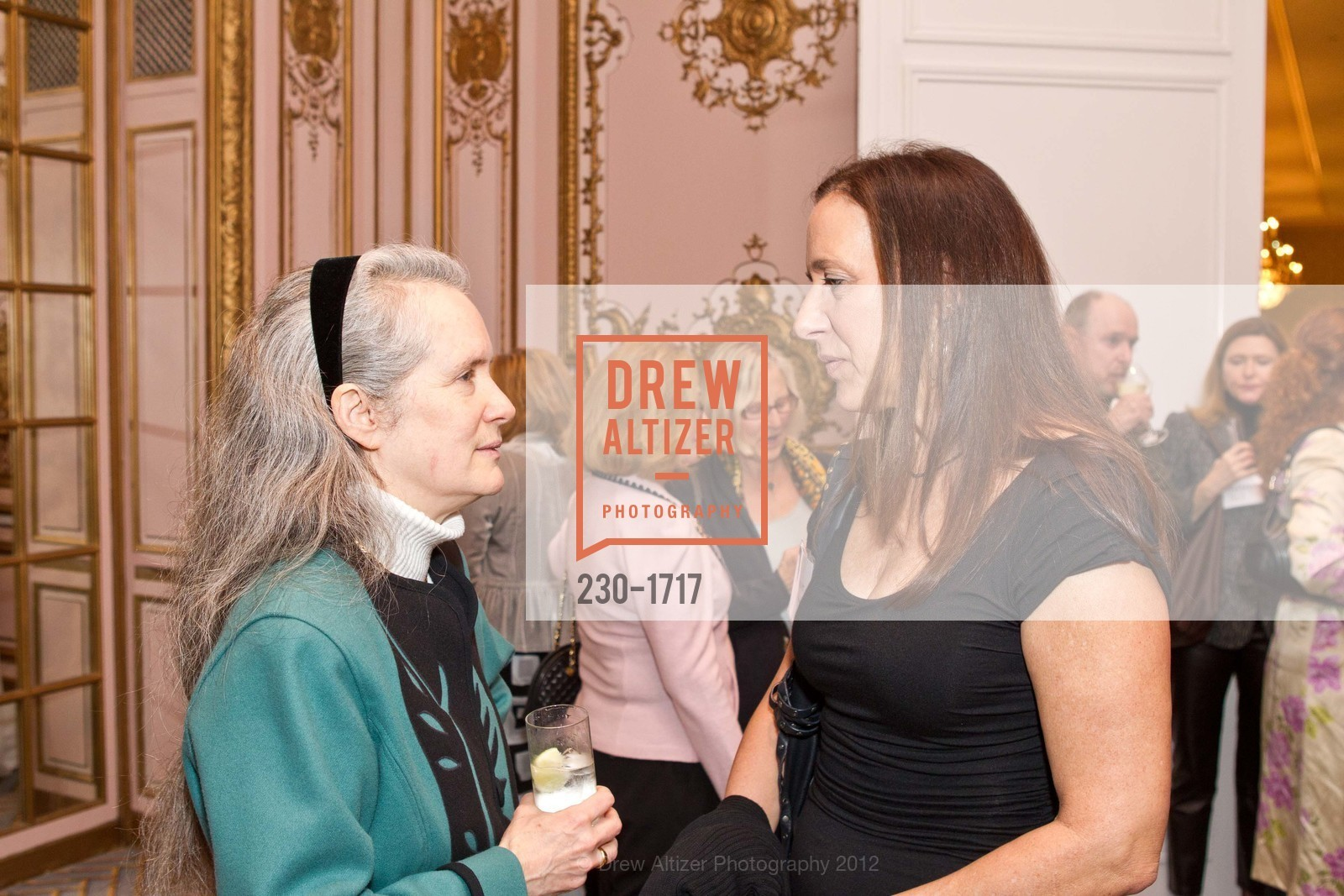 Nancy Milliken, Jill Hamer, Photo #230-1717