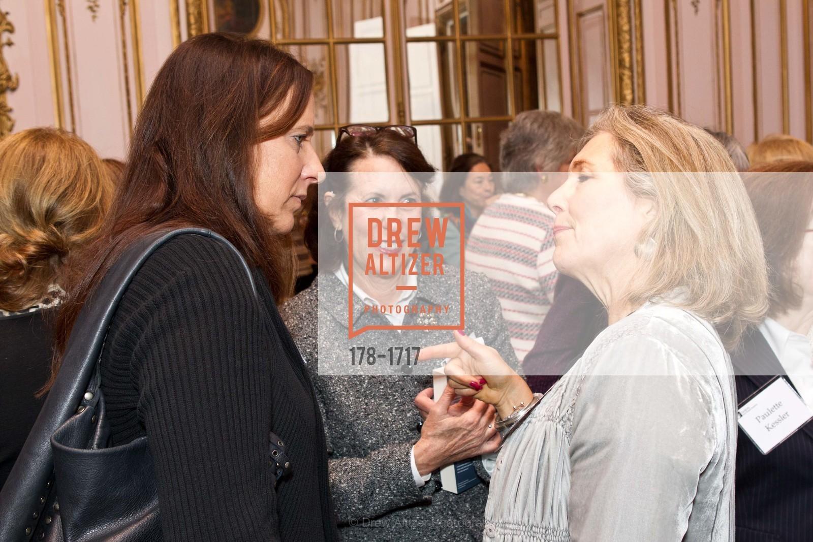 Jill Hamer, Madeleine Levine, Janie Friend, Photo #178-1717