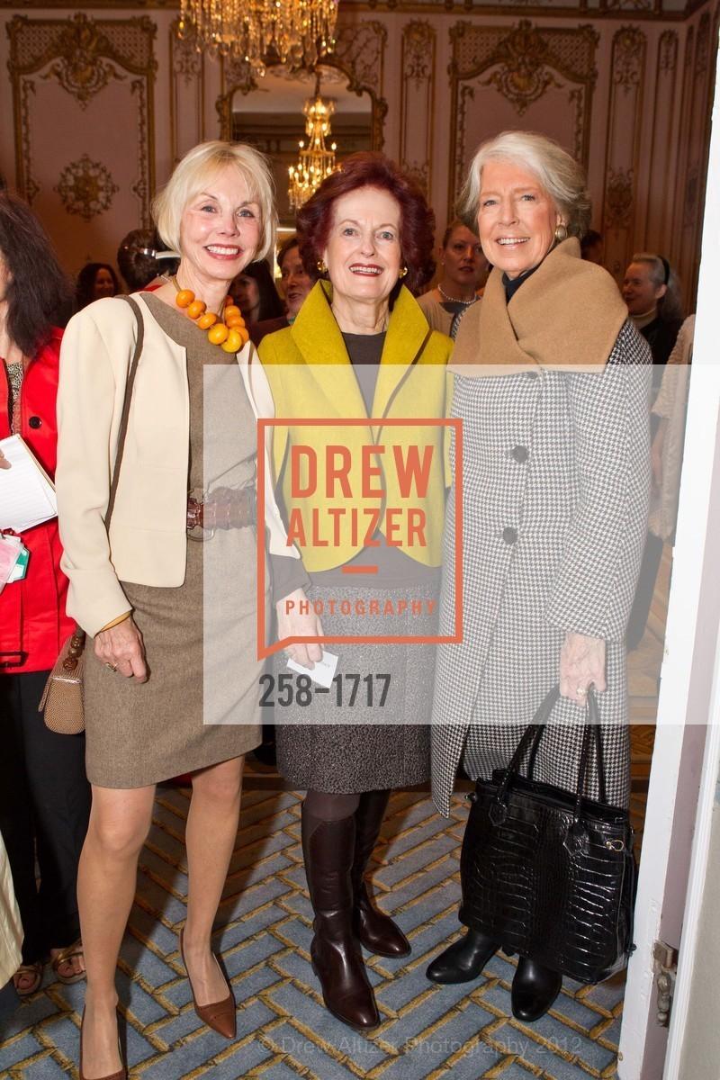 DeAnn Spalding, Helen Hilton Raiser, Deborah Dooley, Photo #258-1717