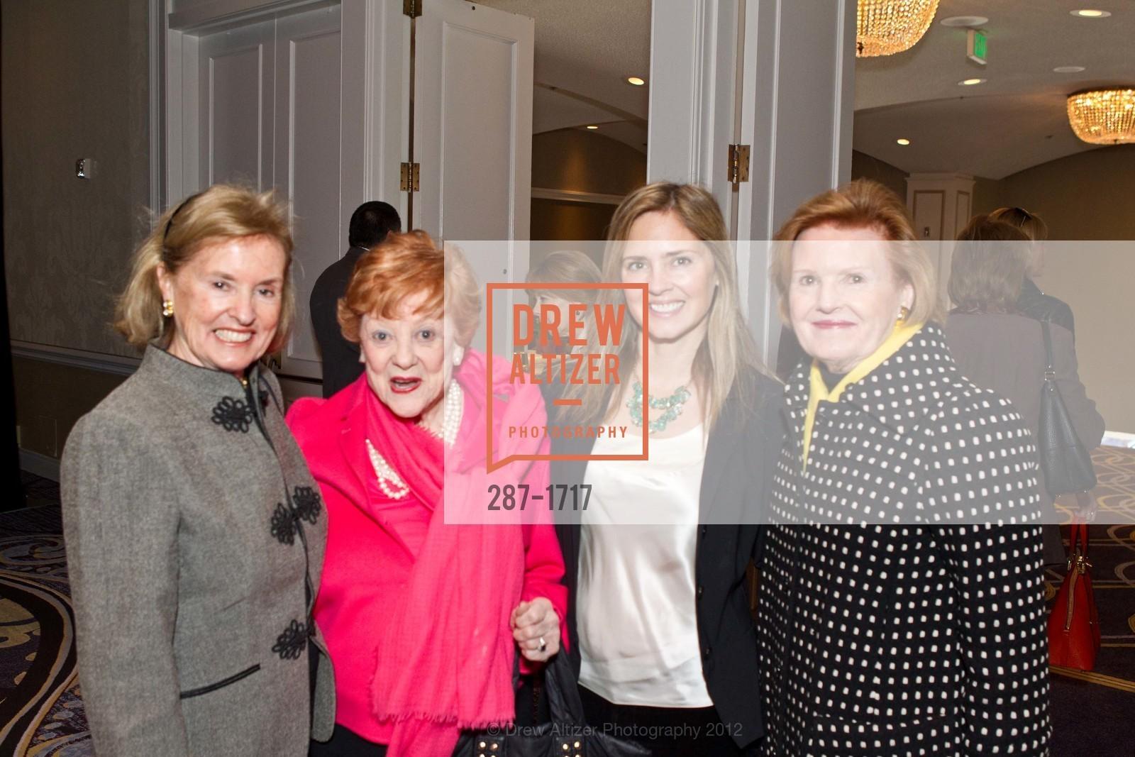 Sheila Rohlen, Denise Fitch, Karen Covington, Connie Goodyear Baron, Photo #287-1717
