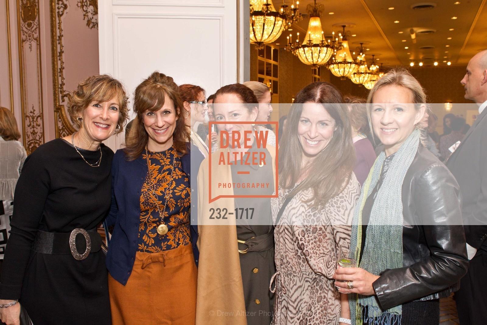 Judy Green, Lizz Windstead, Jill Parker, Liz Korman, Louise Stroe, Photo #232-1717