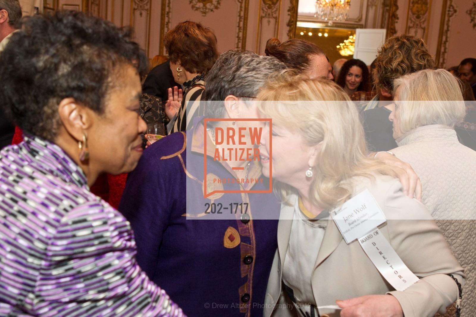 Anette Harris, Nancy Keenan, Jane Wolf, Photo #202-1717