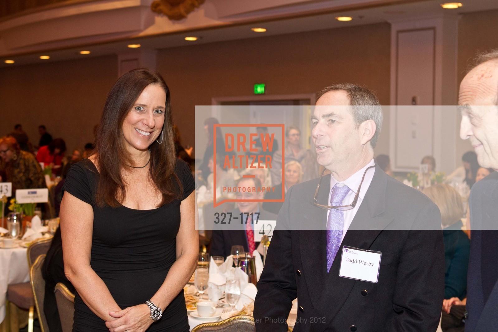 Jill Hamer, Todd Werby, Photo #327-1717