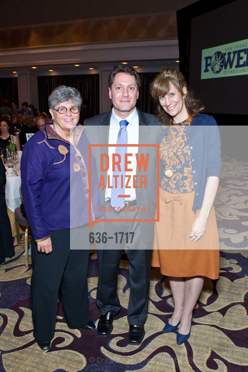 Nancy Keenan, Todd Stave, Lizz Winstead, Photo #636-1717
