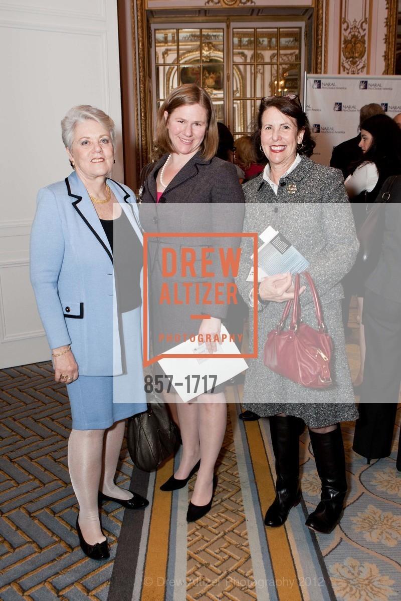 Janet Denlinger, Amy Everitt, Madeleine Levine, Photo #857-1717
