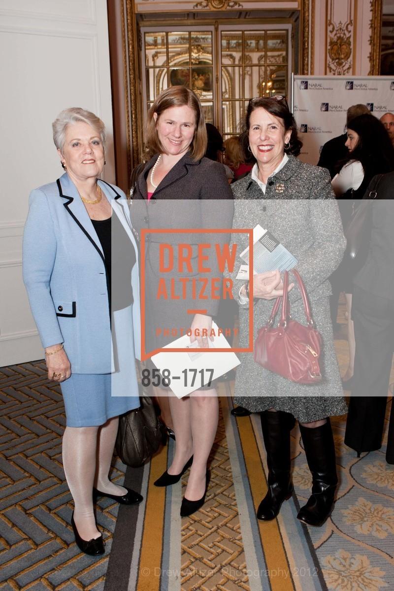 Janet Denlinger, Amy Everitt, Madeleine Levine, Photo #858-1717