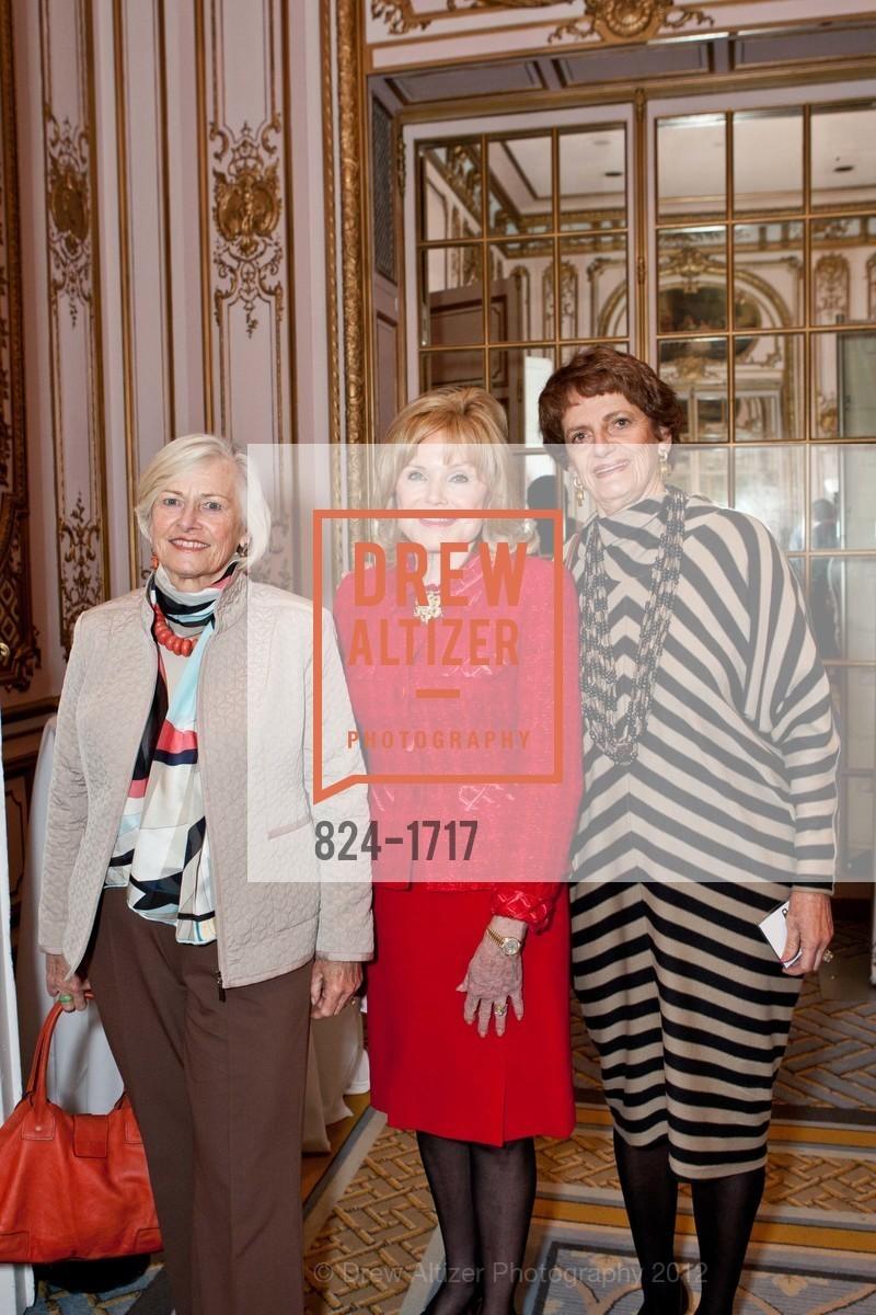 Christy Holloway, Nancy Greenbach, Carol Mayer Marshall, Photo #824-1717