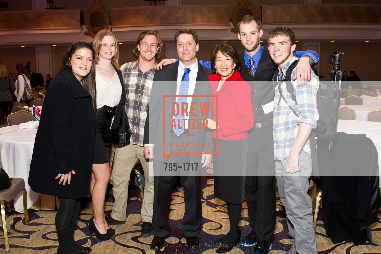 Alejandra Galan, Morgan McKnight, Todd Stave, Jan Yanehiro, Brett Force, Photo #795-1717
