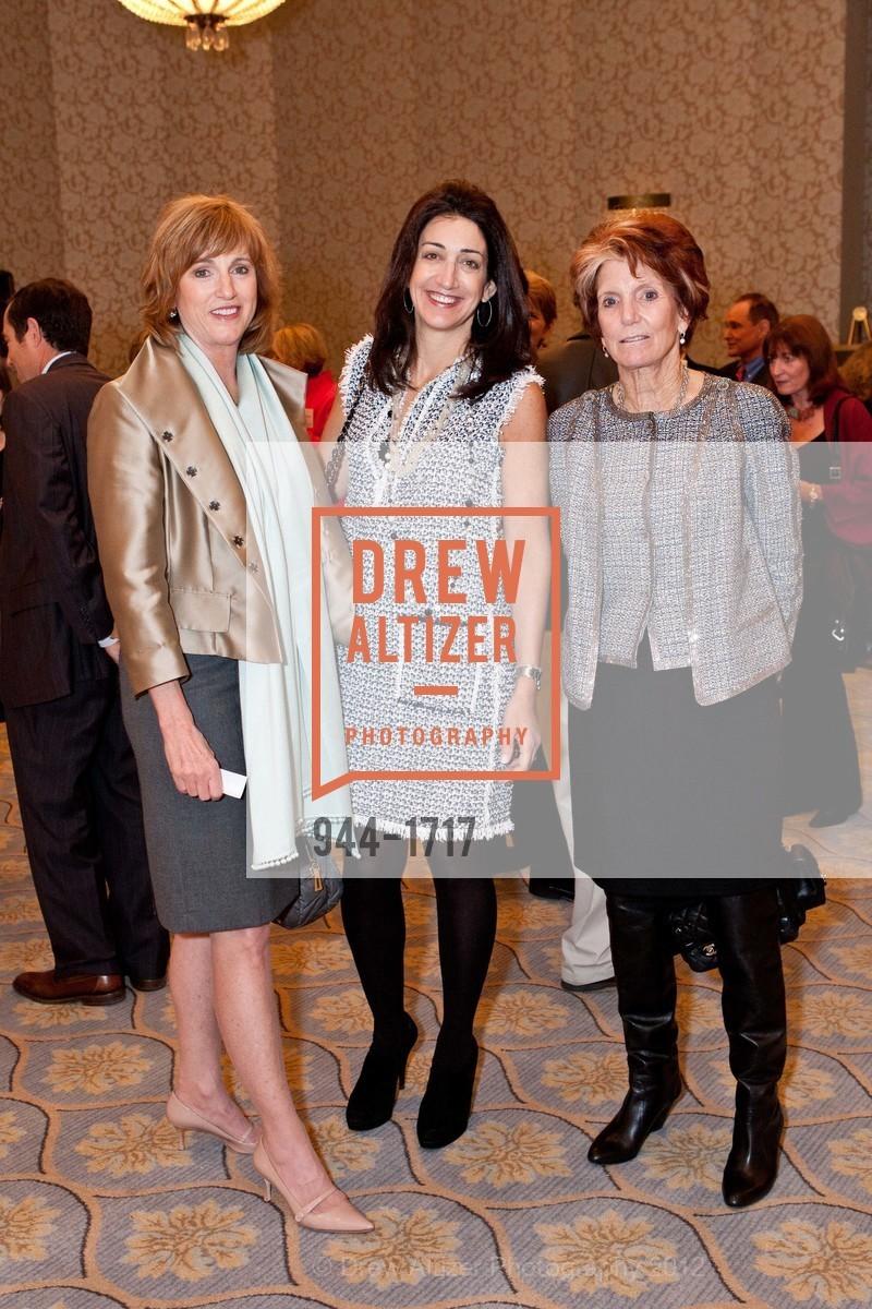 Connie Shanahan, Pam Baer, Judy Guggenheim, Photo #944-1717