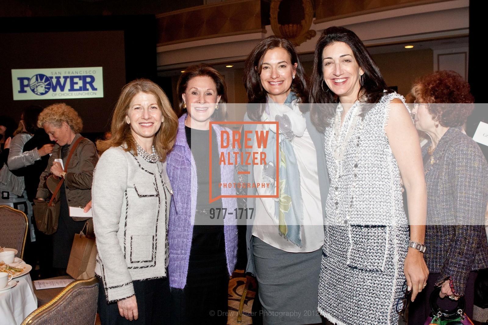 Diana Sansberg, Lucie Weissman, Angela Cohan, Pam Baer, Photo #977-1717