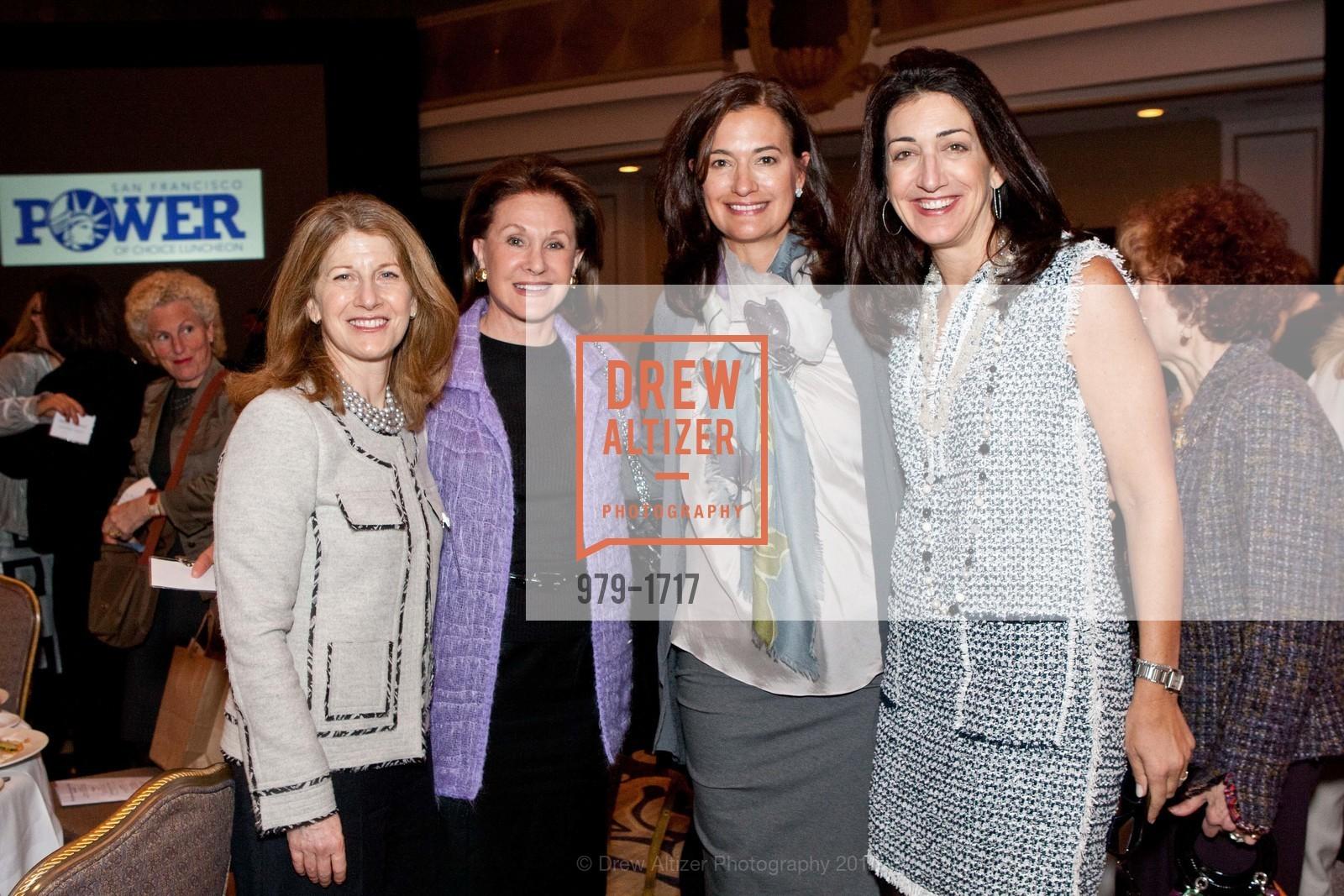 Diana Sansberg, Lucie Weissman, Angela Cohan, Pam Baer, Photo #979-1717