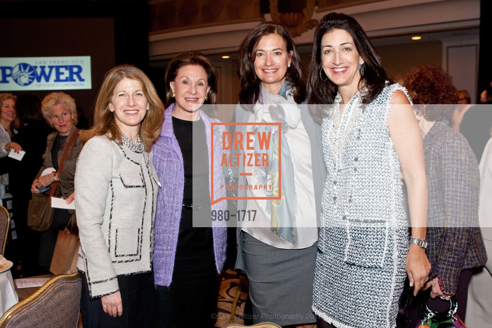 Diana Sansberg, Lucie Weissman, Angela Cohan, Pam Baer, Photo #980-1717