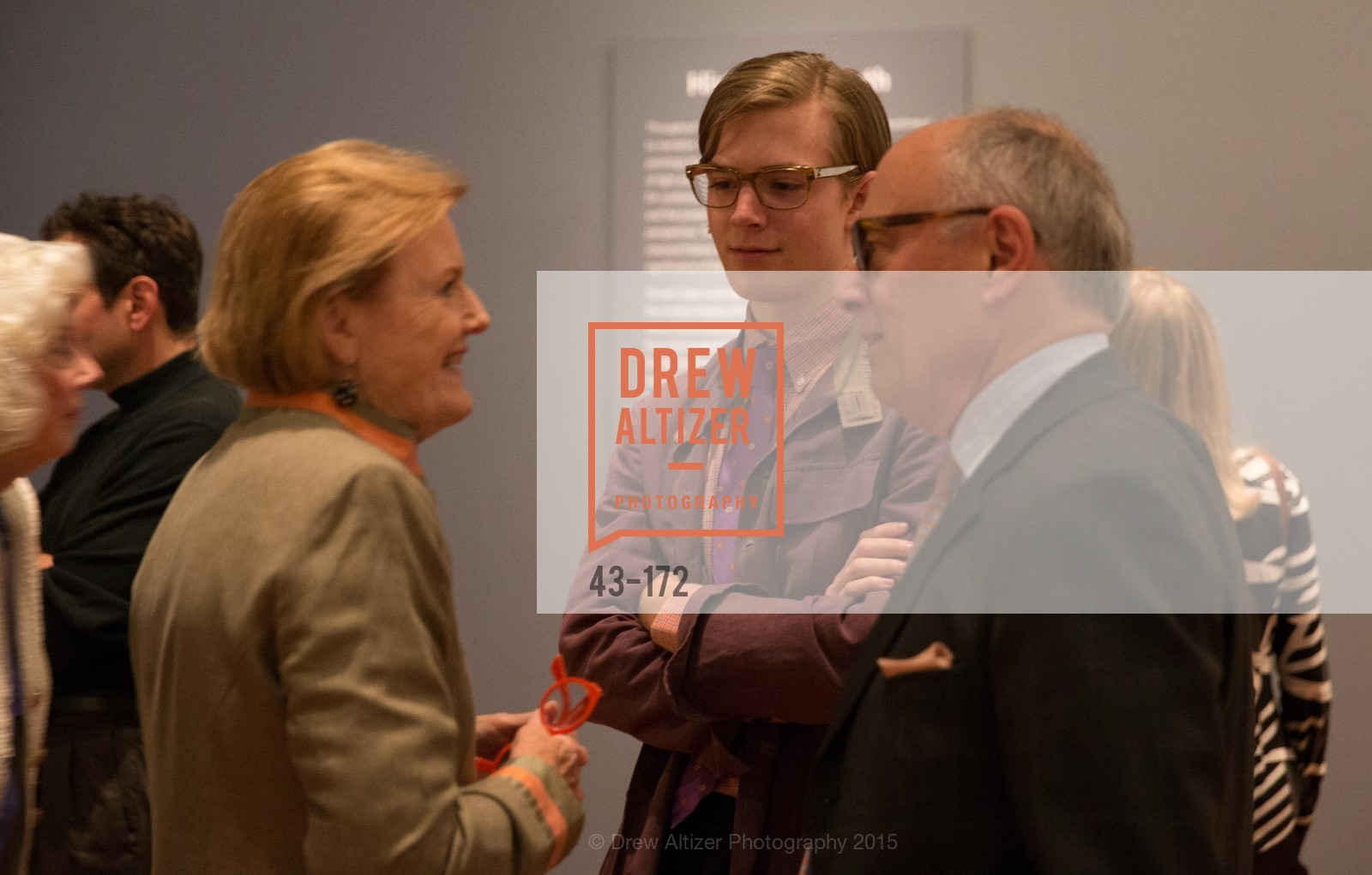 Connie Goodyear Baron, J.M.W. Turner: Painting Set Free opening reception, de Young Museum, June 17th, 2015,Drew Altizer, Drew Altizer Photography, full-service agency, private events, San Francisco photographer, photographer california
