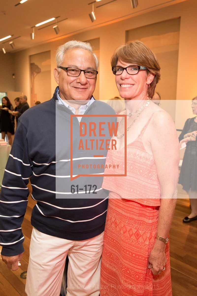 Giuseppe Esposito, Linda Hothem, J.M.W. Turner: Painting Set Free opening reception, de Young Museum, June 17th, 2015,Drew Altizer, Drew Altizer Photography, full-service event agency, private events, San Francisco photographer, photographer California