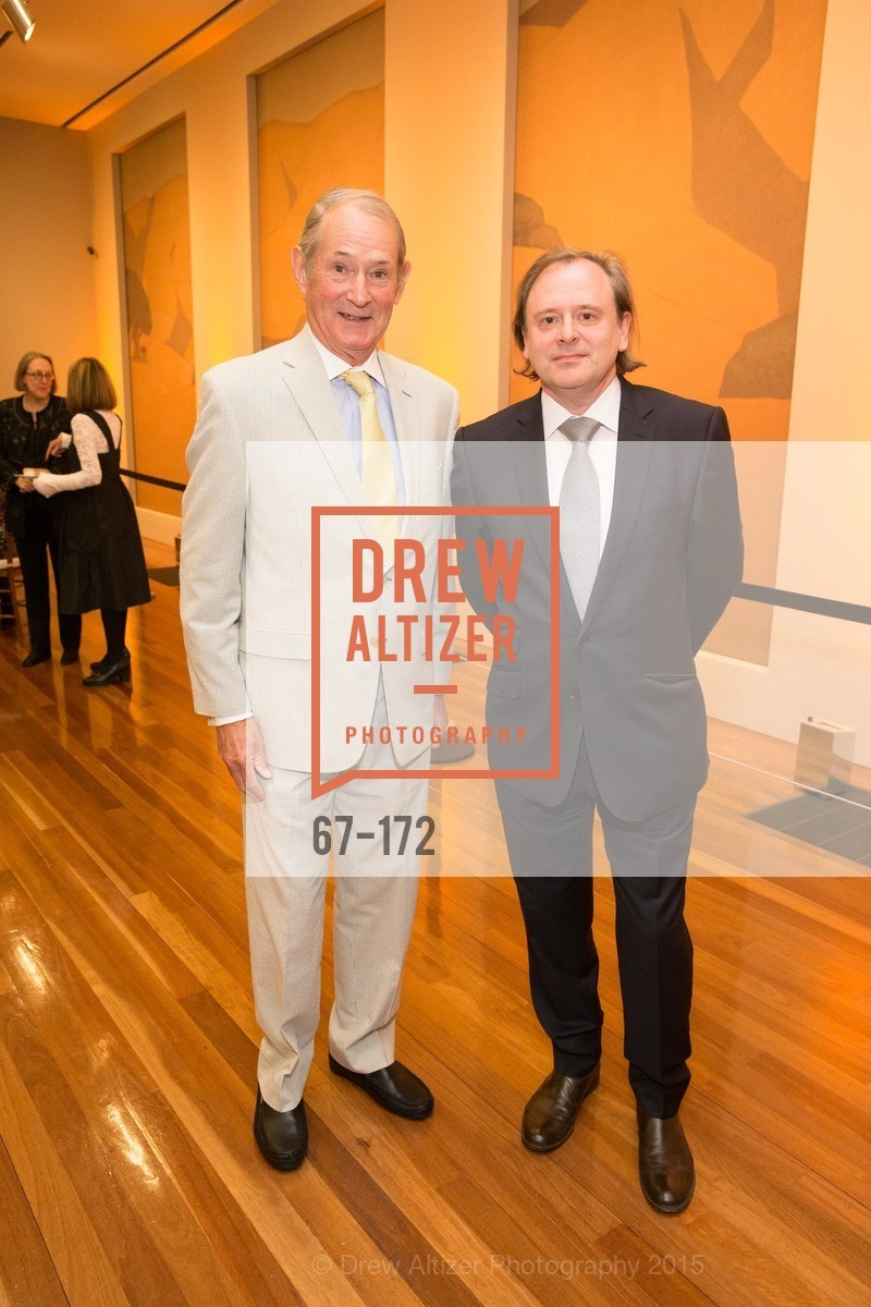 Tom Sparks, Alan Ashworth, J.M.W. Turner: Painting Set Free opening reception, de Young Museum, June 17th, 2015,Drew Altizer, Drew Altizer Photography, full-service agency, private events, San Francisco photographer, photographer california