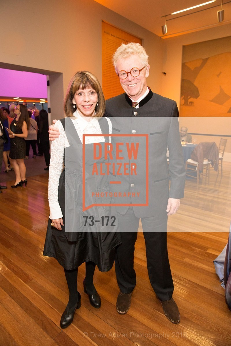 Terence Clarke, Beatrice Bowles, J.M.W. Turner: Painting Set Free opening reception, de Young Museum, June 17th, 2015,Drew Altizer, Drew Altizer Photography, full-service agency, private events, San Francisco photographer, photographer california