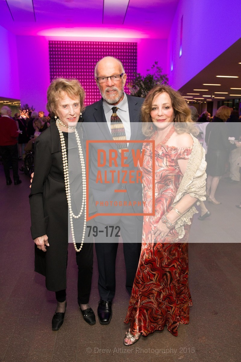 Vera Carpeneti, John Jamieson, Donna Huggins, J.M.W. Turner: Painting Set Free opening reception, de Young Museum, June 17th, 2015,Drew Altizer, Drew Altizer Photography, full-service agency, private events, San Francisco photographer, photographer california