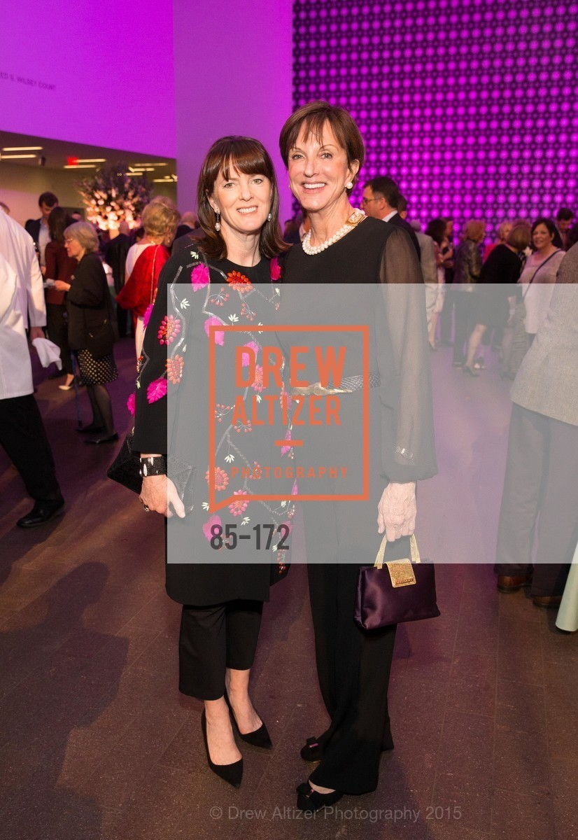 Allison Speer, Therese Post, J.M.W. Turner: Painting Set Free opening reception, de Young Museum, June 17th, 2015,Drew Altizer, Drew Altizer Photography, full-service agency, private events, San Francisco photographer, photographer california