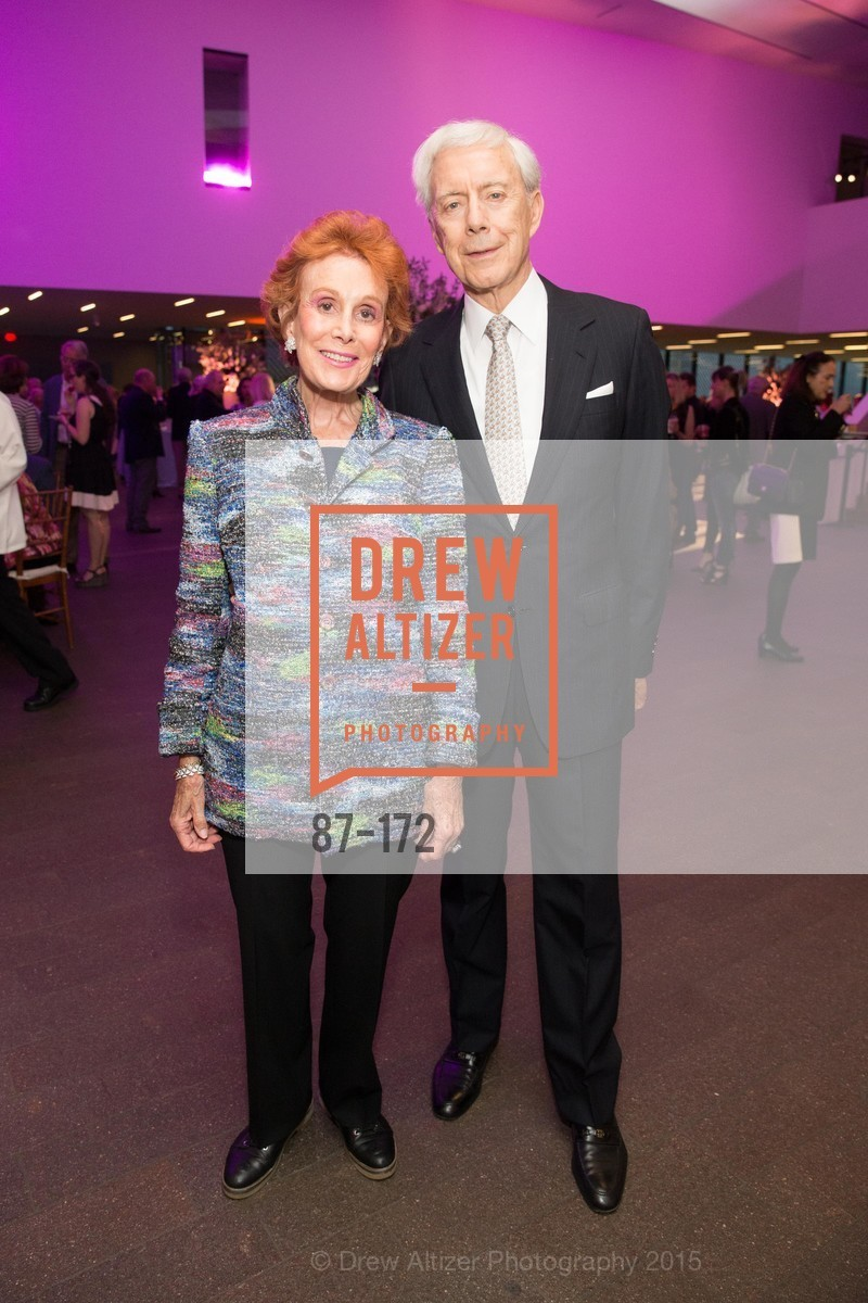 Phoebe Cowles, Robert Girard, J.M.W. Turner: Painting Set Free opening reception, de Young Museum, June 17th, 2015,Drew Altizer, Drew Altizer Photography, full-service agency, private events, San Francisco photographer, photographer california