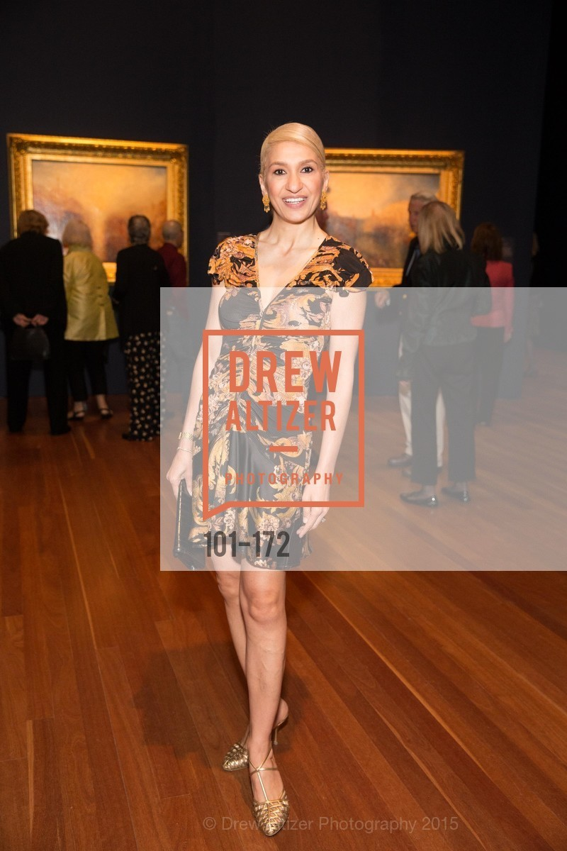 Navid Armstrong, J.M.W. Turner: Painting Set Free opening reception, de Young Museum, June 17th, 2015,Drew Altizer, Drew Altizer Photography, full-service event agency, private events, San Francisco photographer, photographer California
