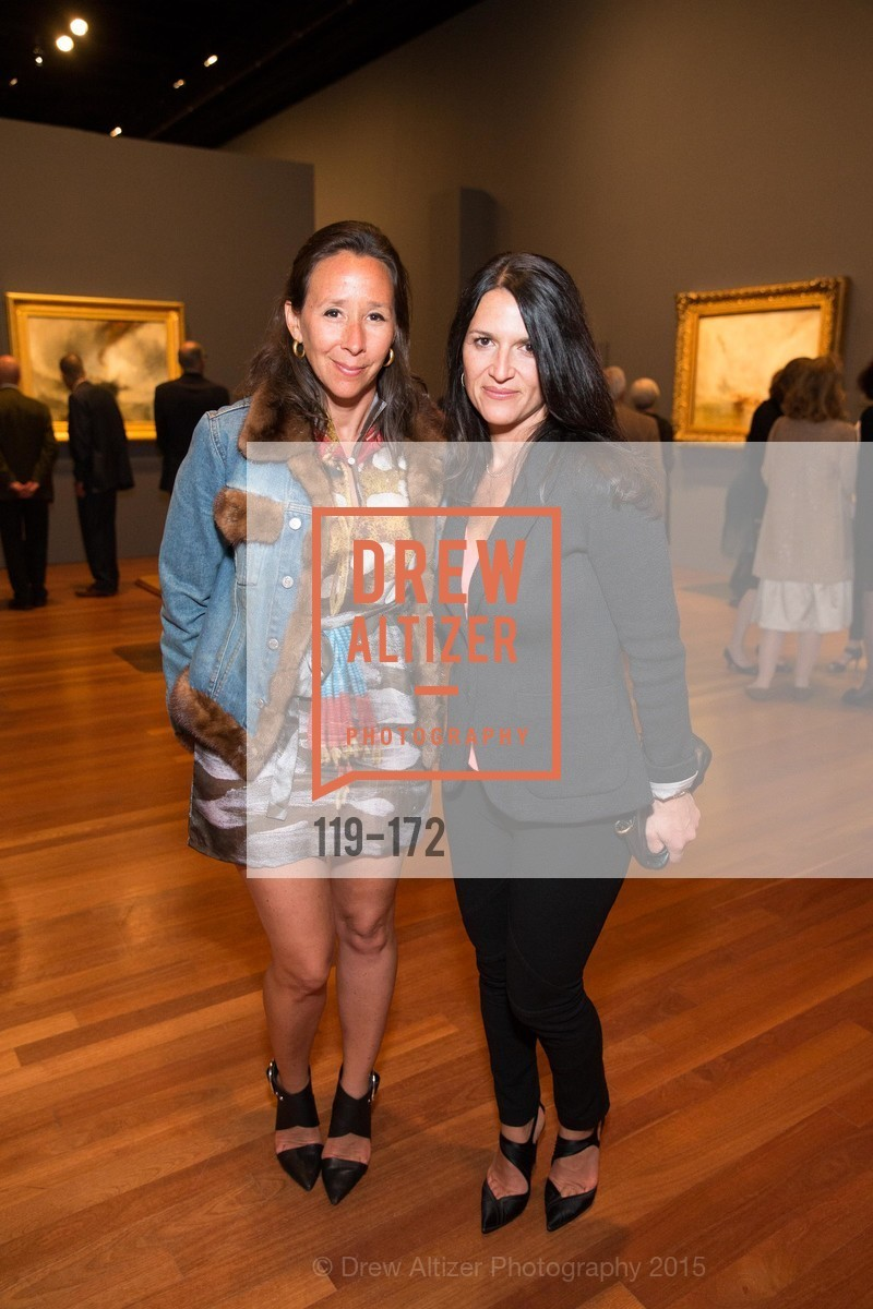 Sabrina Eliasoph, Emily Wilkins, J.M.W. Turner: Painting Set Free opening reception, de Young Museum, June 17th, 2015,Drew Altizer, Drew Altizer Photography, full-service agency, private events, San Francisco photographer, photographer california