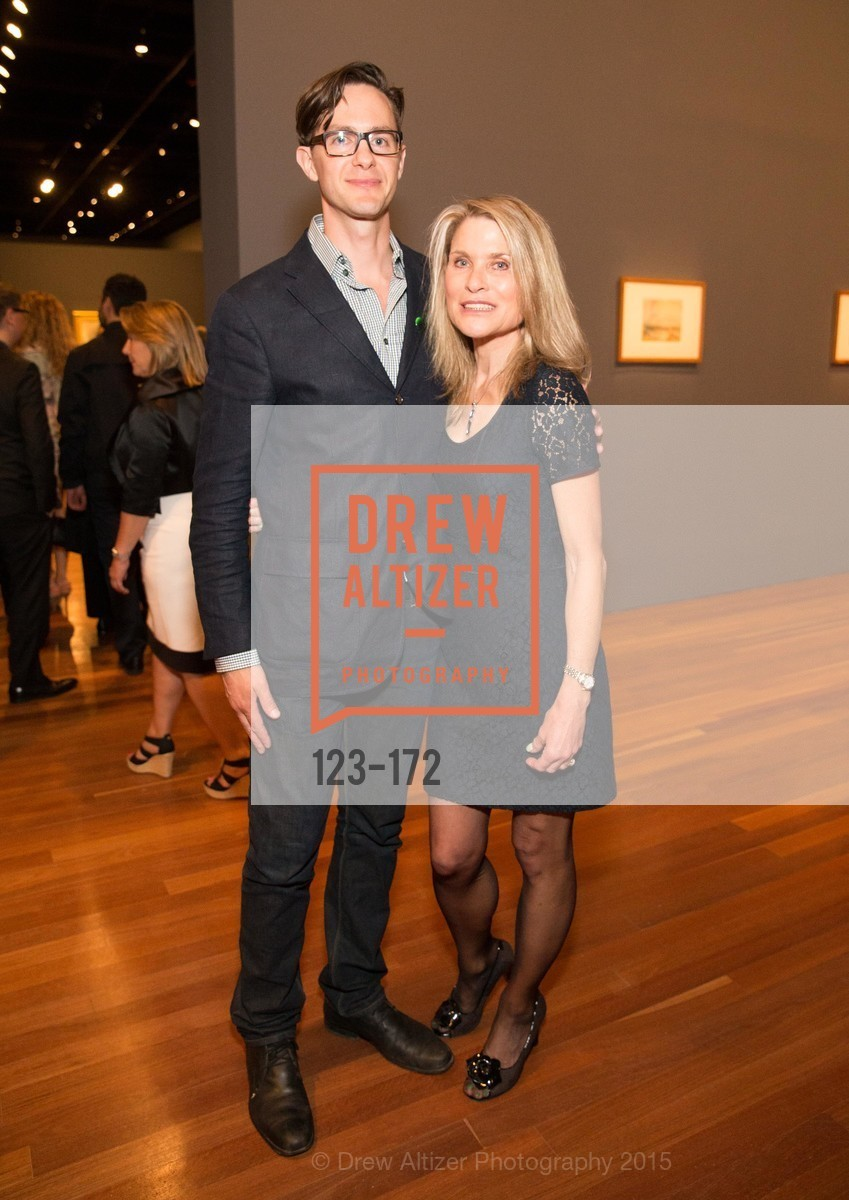 David Molesky, Gwynned Vitello, J.M.W. Turner: Painting Set Free opening reception, de Young Museum, June 17th, 2015,Drew Altizer, Drew Altizer Photography, full-service agency, private events, San Francisco photographer, photographer california