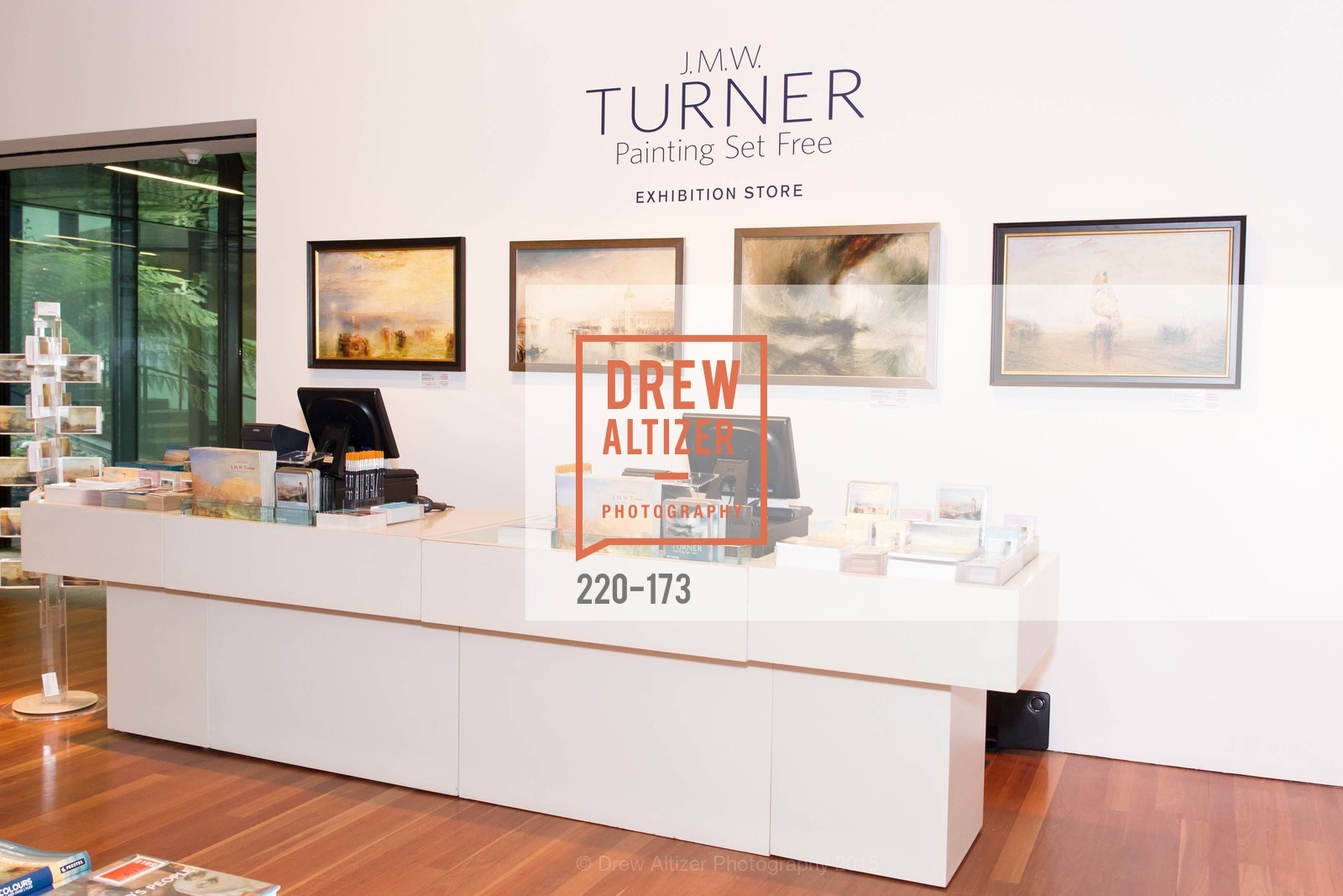 atmosphere, J. M. W. Turner: Painting Set Free Press Preview, June 18th, 2015, Photo,Drew Altizer, Drew Altizer Photography, full-service event agency, private events, San Francisco photographer, photographer California