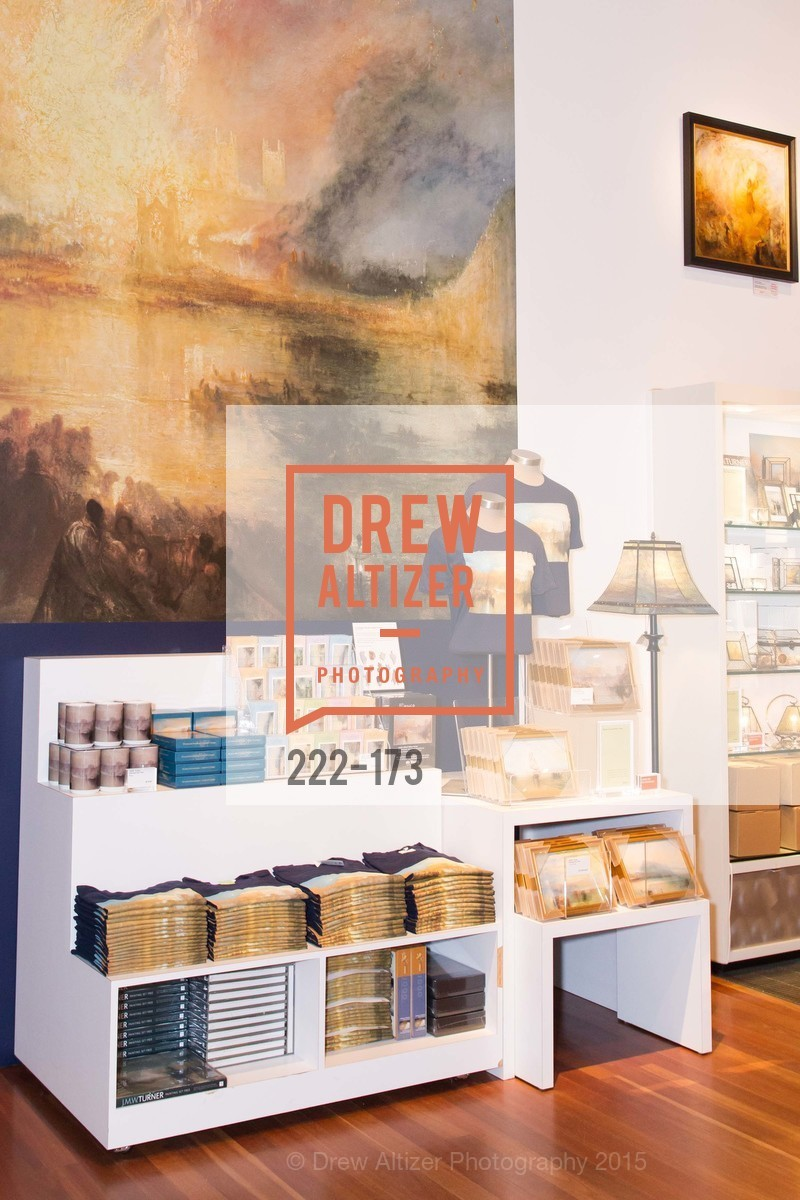 atmosphere, J. M. W. Turner: Painting Set Free Press Preview, June 18th, 2015, Photo,Drew Altizer, Drew Altizer Photography, full-service agency, private events, San Francisco photographer, photographer california
