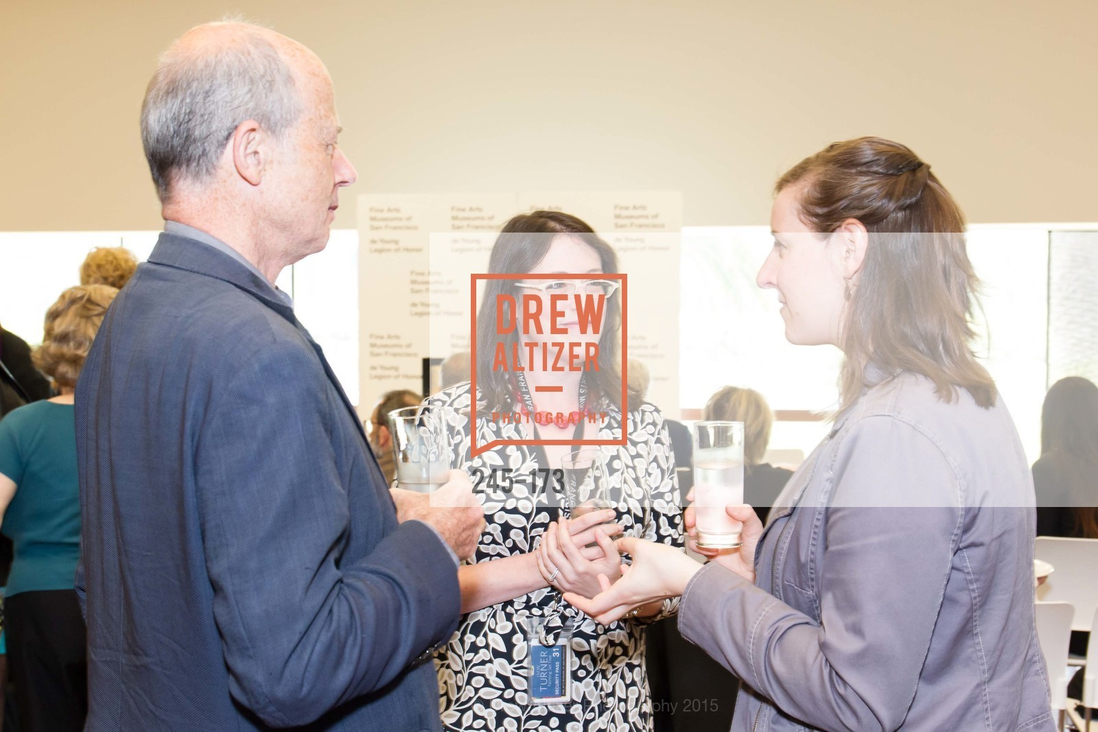 Extras, J. M. W. Turner: Painting Set Free Press Preview, June 18th, 2015, Photo,Drew Altizer, Drew Altizer Photography, full-service event agency, private events, San Francisco photographer, photographer California