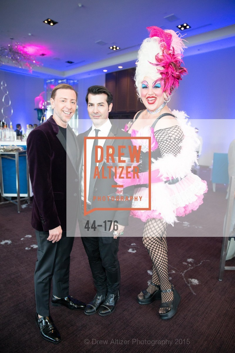 Mark Rhoades, Bacca de Silva, Anita Cocktail, VIP Pride Celebration 2015, St. Regis, June 18th, 2015,Drew Altizer, Drew Altizer Photography, full-service agency, private events, San Francisco photographer, photographer california