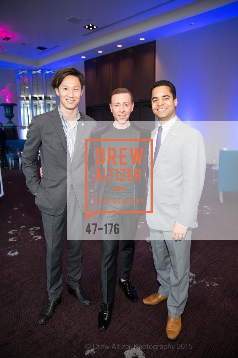 Jason Chan, Mark Rhoades, Alex Randolph, VIP Pride Celebration 2015, St. Regis, June 18th, 2015,Drew Altizer, Drew Altizer Photography, full-service agency, private events, San Francisco photographer, photographer california