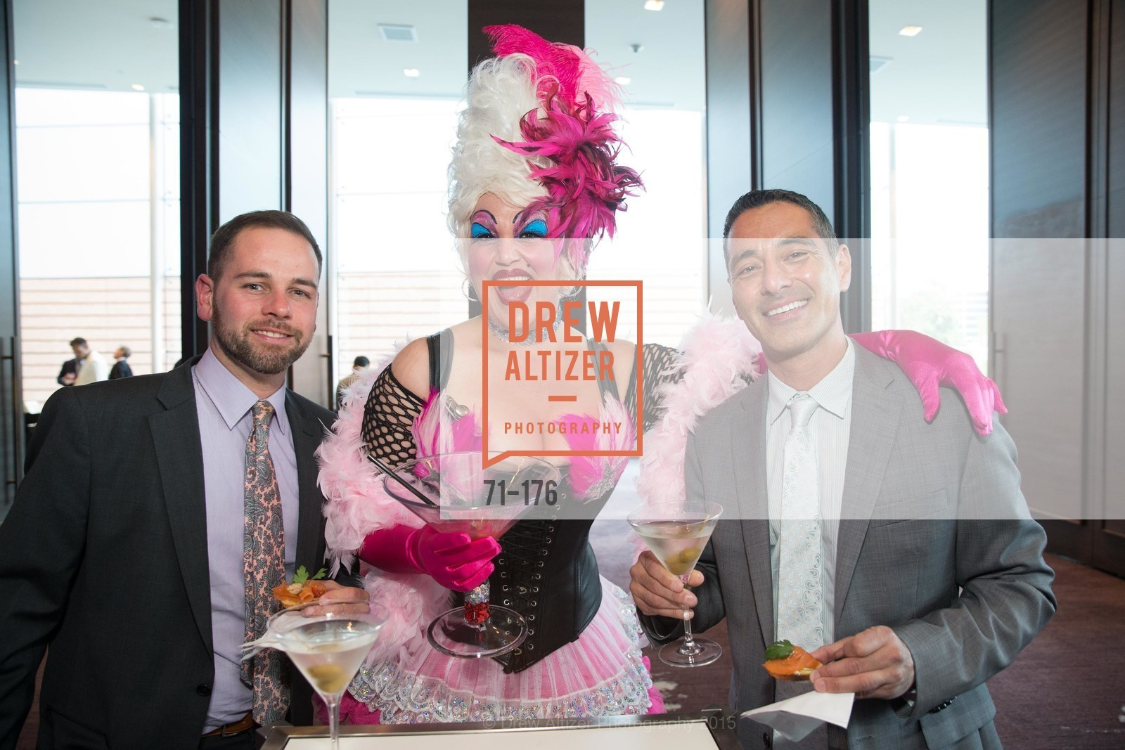 Mickey Smith, Anita Cocktail, Jonathan Patrizio, VIP Pride Celebration 2015, St. Regis, June 18th, 2015,Drew Altizer, Drew Altizer Photography, full-service agency, private events, San Francisco photographer, photographer california
