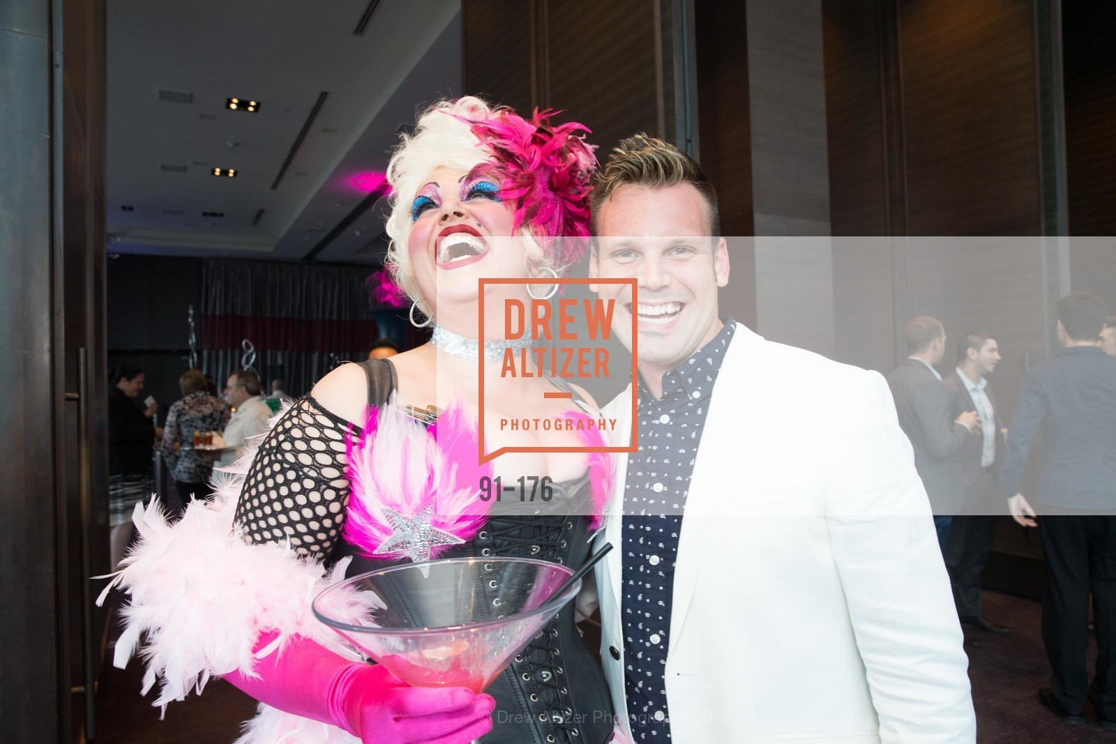 Anita Cocktail, Joshua Morgan, VIP Pride Celebration 2015, St. Regis, June 18th, 2015,Drew Altizer, Drew Altizer Photography, full-service agency, private events, San Francisco photographer, photographer california